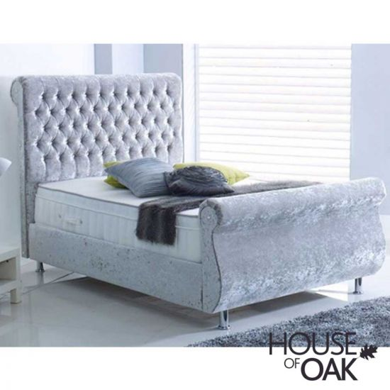 Maria Fabric Bed