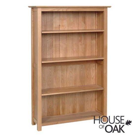 Coniston Oak Medium Bookcase