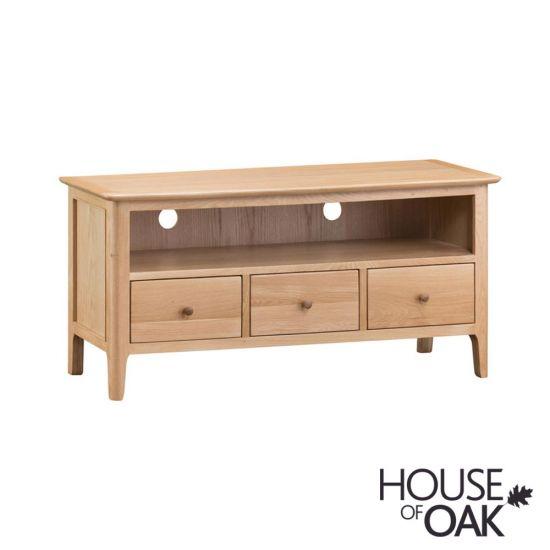 Oslo Oak Large TV Cabinet