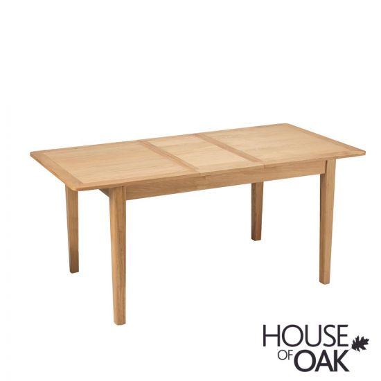 Copenhagen Oak 140cm Extending Dining Table