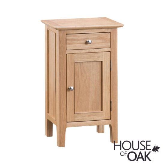 Oslo Oak Small Cupboard
