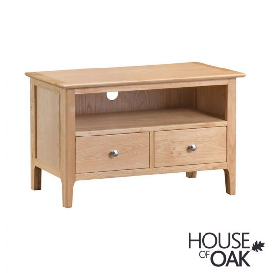Oslo Oak Standard TV Cabinet