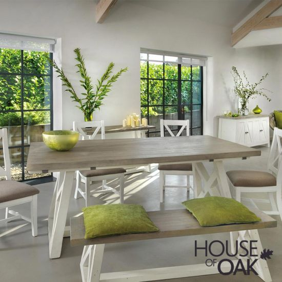 Oxford Dining Table 200cm