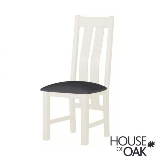 Portman Painted Dining Chair in White