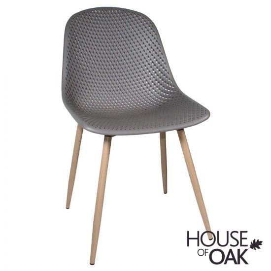 Portofino Chair Dark Grey