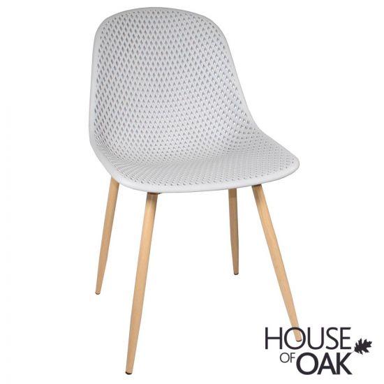 Portofino Chair Light Grey