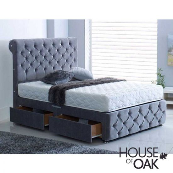 Romney 2 Drawer Fabric Bed