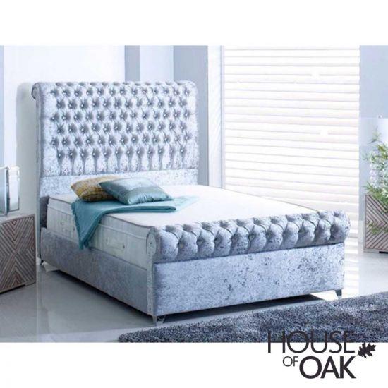 Royal Fabric Bed