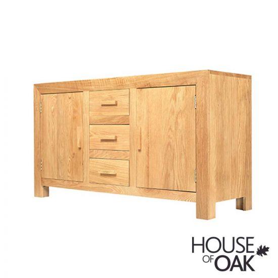 Modena Oak Large Sideboard