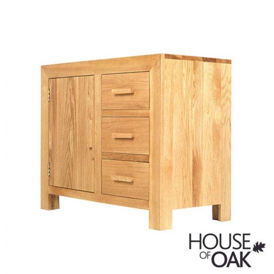 Modena Oak Small Sideboard