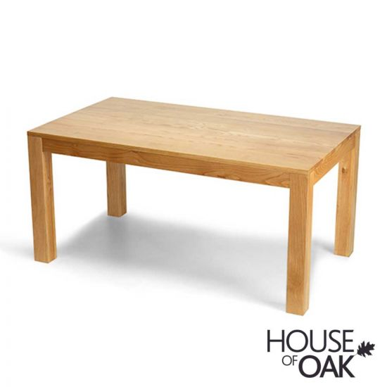 Modena Oak 160cm Dining Table