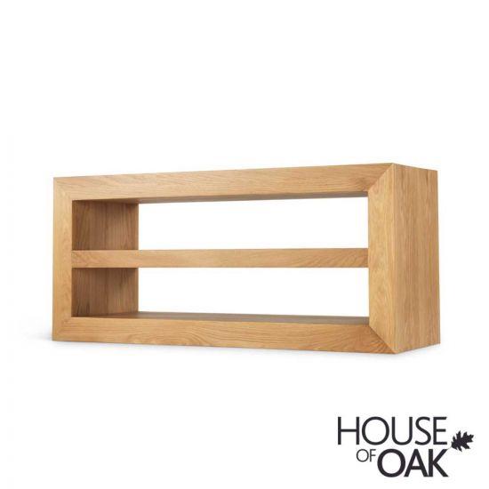 Modena Oak Open TV Unit
