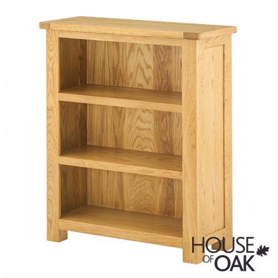Portman Small Bookcase in Oak