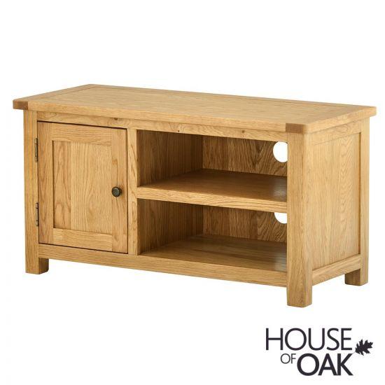 Portman Small TV Cabinet in Oak
