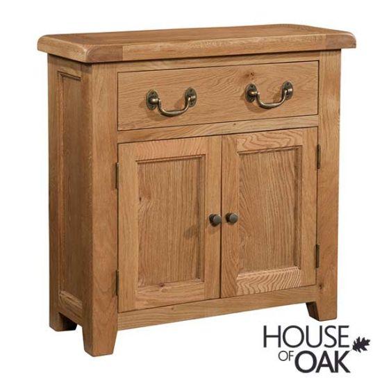 Canterbury Oak Small Sideboard