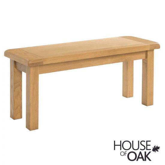 Canterbury Oak 104cm Bench