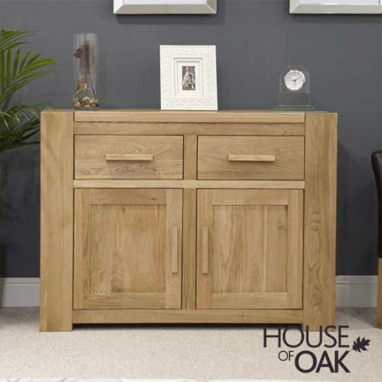 Pandora Solid Oak Medium Sideboard