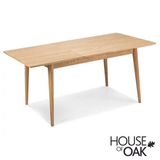 Nordic Oak Extending Dining Table