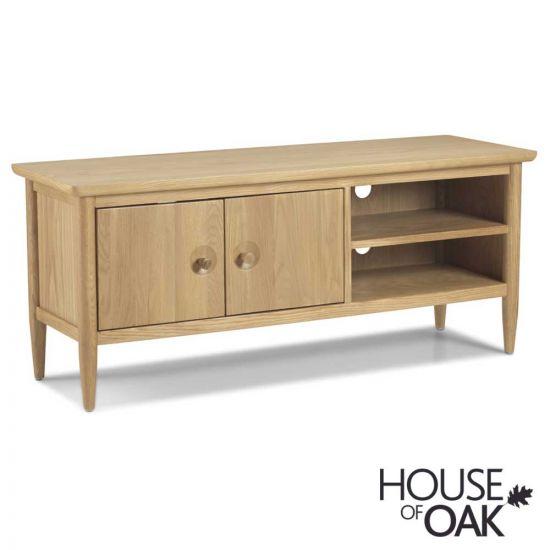 Nordic Oak TV Cabinet