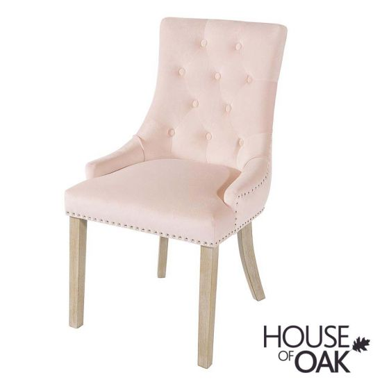 Vicky Chair - Pink