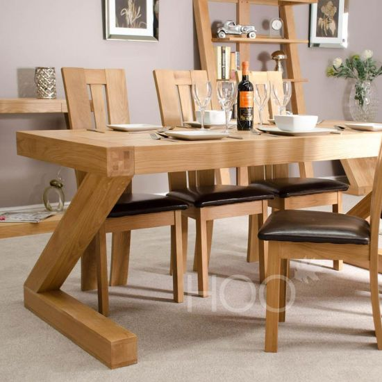 Z Oak 6FT x 3FT Table