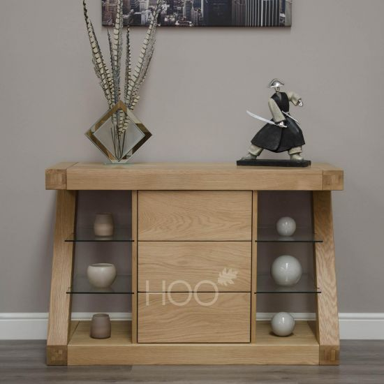 Z Oak Small Sideboard