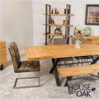 Harmony Oak - Dining Table Extension Leaf