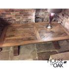 Hudson Bay Reclaimed Elm Coffee Table