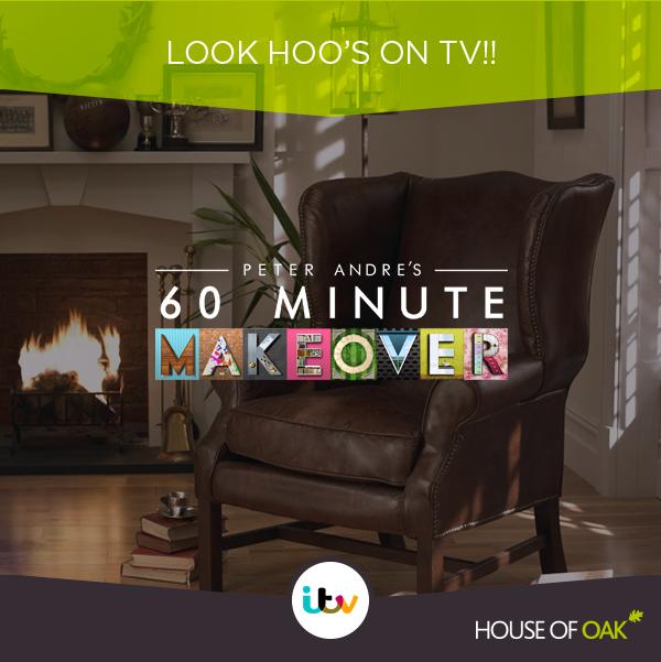 Look HOO's on TV