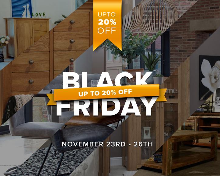 Six Superb Black Friday Oak Furniture Deals A Click Away
