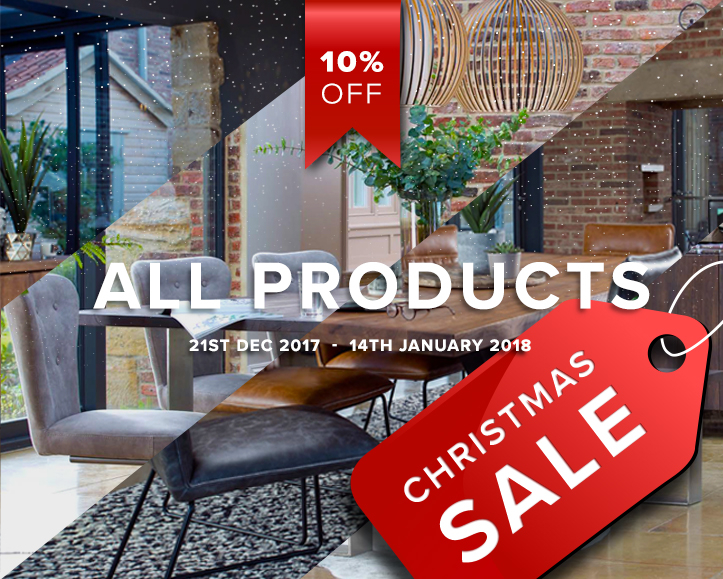 January Sales Extended With 10% Off All Furniture