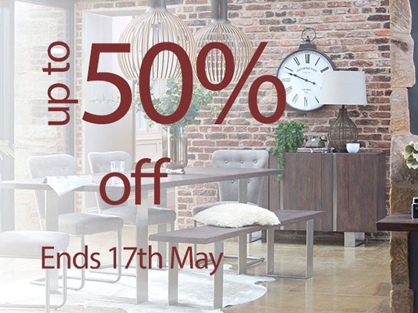 May Bank Holiday Sales Launched