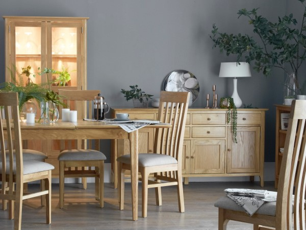Introducing The Olso Oak Furniture Range Also Available In Dove Grey