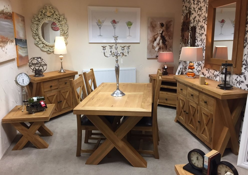 X Marks The Spot - The Oxford Living & Dining Room Range