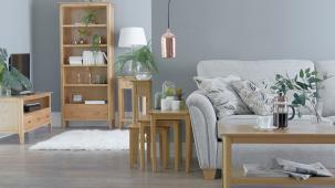 5 Oak Furniture Living Room Ideas For Inspiration