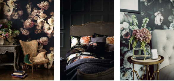 Get the Look: Autumnal Florals
