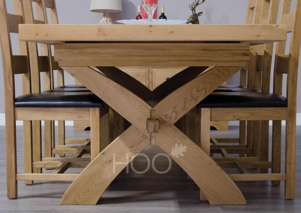 X Factor Your Dining Room With The Chatsworth Table & Chairs