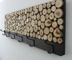 Oak Coat Hanger