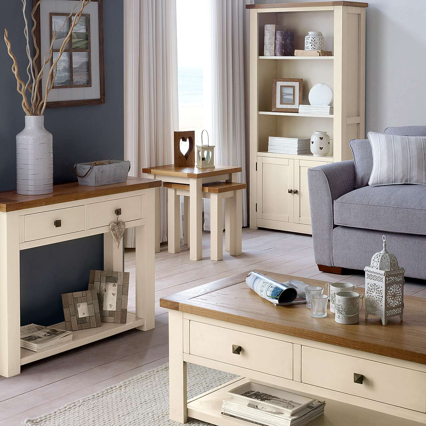 Blog house of oak - Living room ideas with oak furniture ...