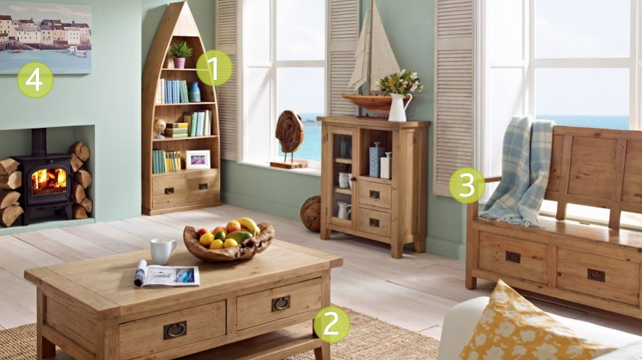Coast collection by House of Oak