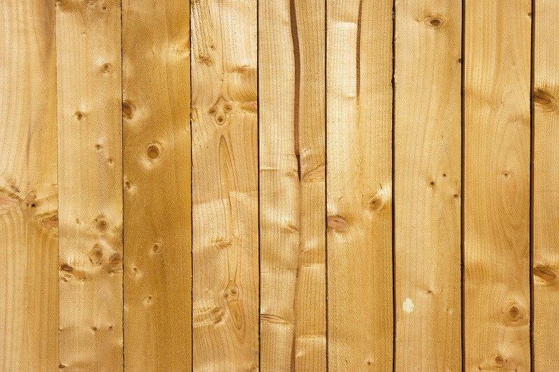 pine wood showing the grain