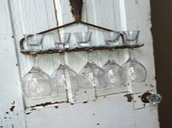 Glassware Storage