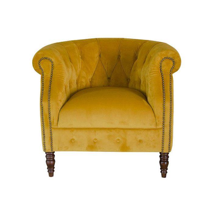 jude fabric chair