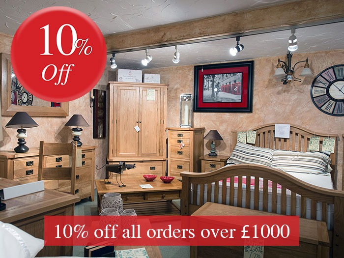 Mega Deals on Orders Over £1000