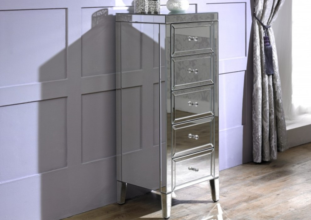 Mirror Mirror On the Drawers - The Seville Range