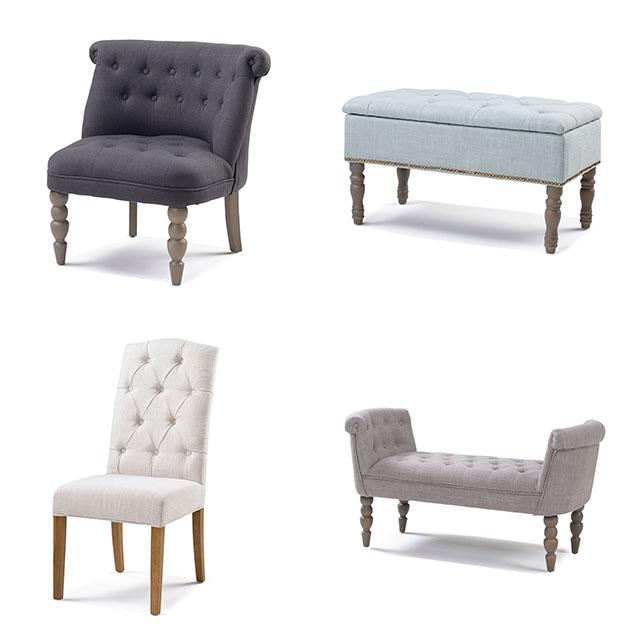 Bedroom Upholstery