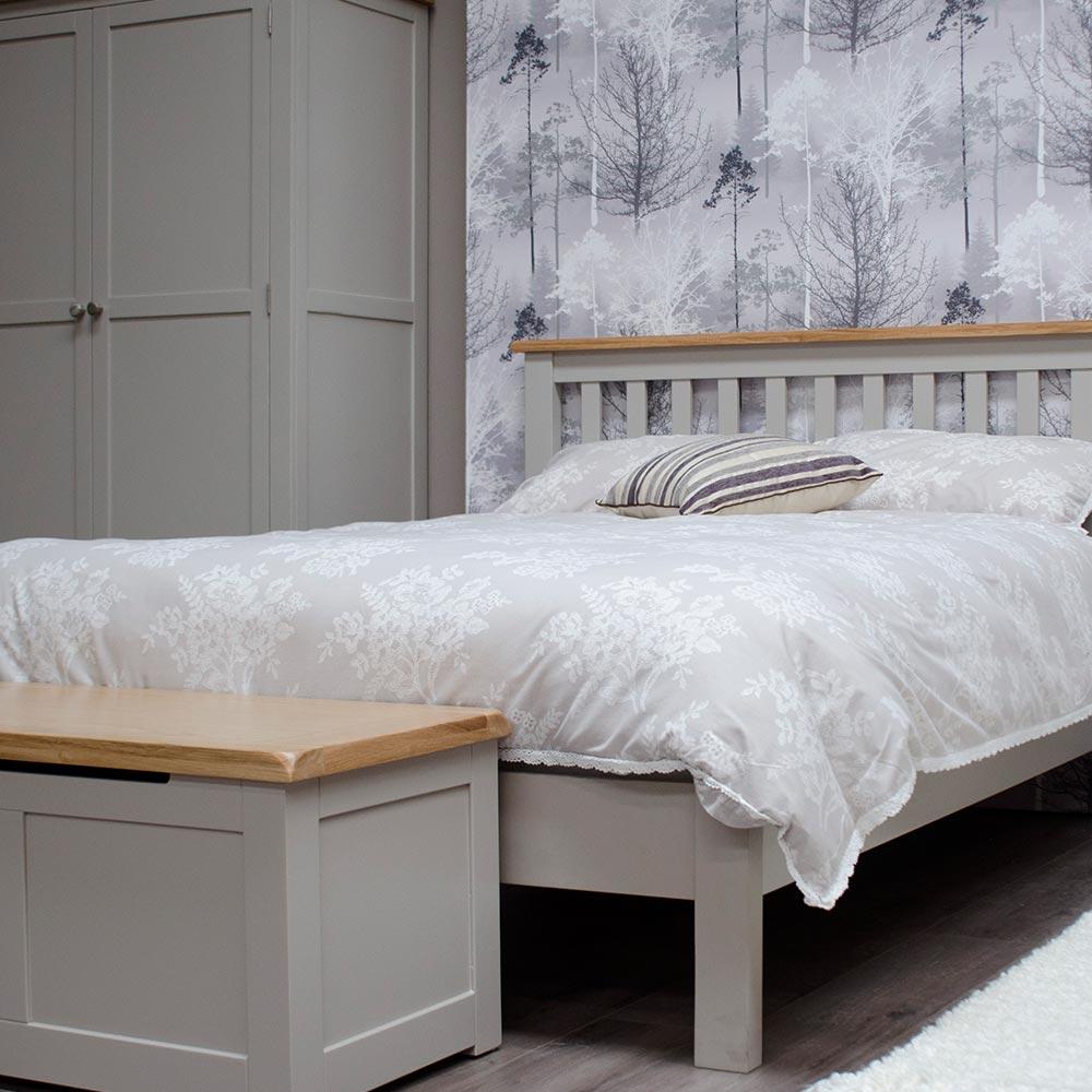 Diamond Grey Bedroom Furniture
