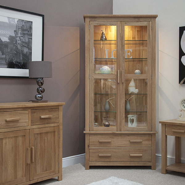 Opus Solid Oak Living Room Furniture