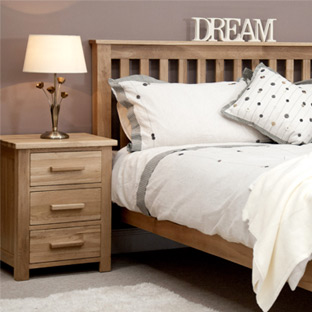Opus Solid Oak Furniture