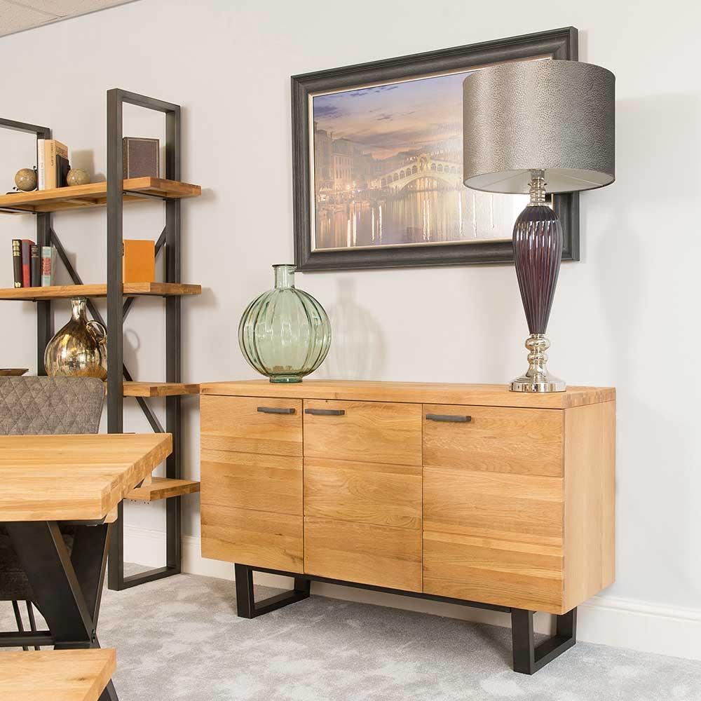 Harmony Oak Living Room Furniture